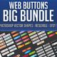 Web Buttons Bundle - GraphicRiver Item for Sale