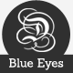 Blue Eyes – Responive Coming Soom Template (Under Construction) Download