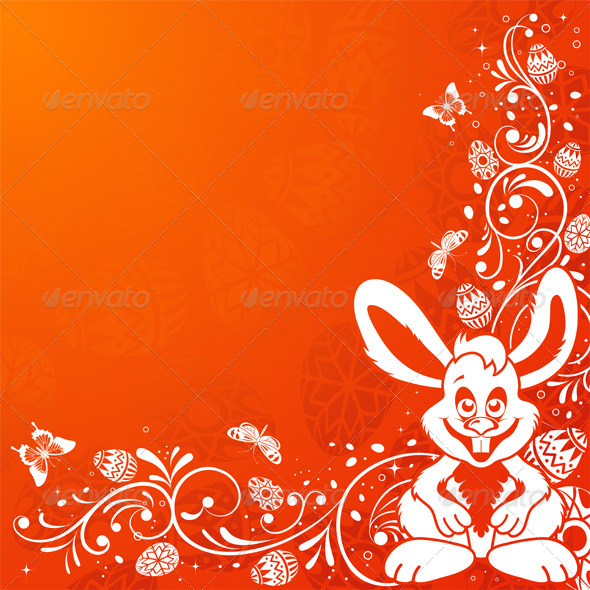 GraphicRiver Easter Concept 6774259