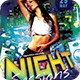 Night Sessions Flyer - GraphicRiver Item for Sale