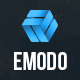 Emodo | PSD - ThemeForest Item for Sale