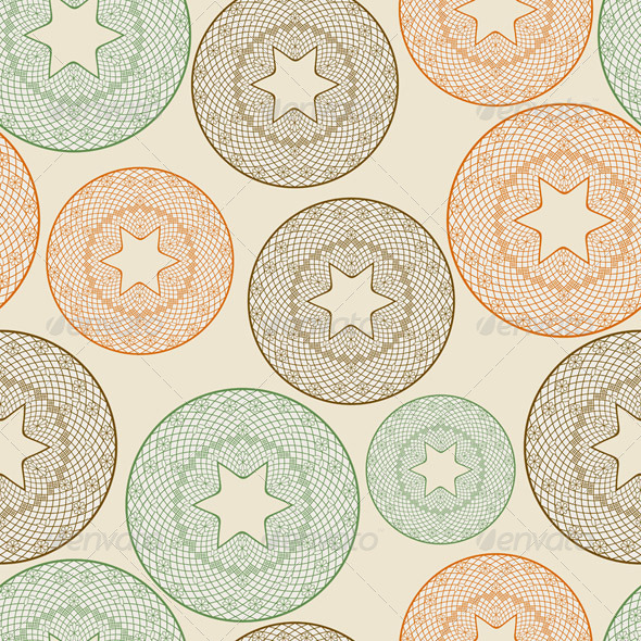 GraphicRiver Seamless Star Pattern 6776058