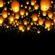 Chinese Fly Lanterns - PhotoDune Item for Sale