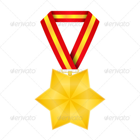 GraphicRiver Medal 6776376
