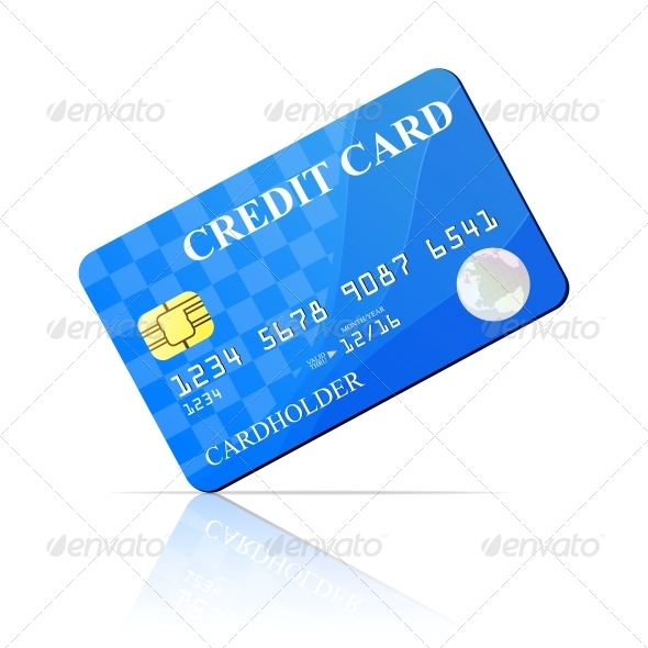 GraphicRiver Credit Card 6776566