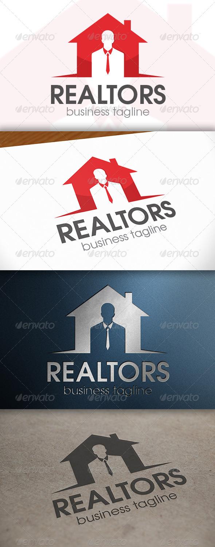 GraphicRiver Realtor Logo 6776616