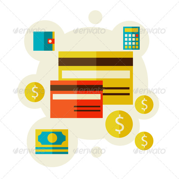 GraphicRiver Bank Cards 6777367