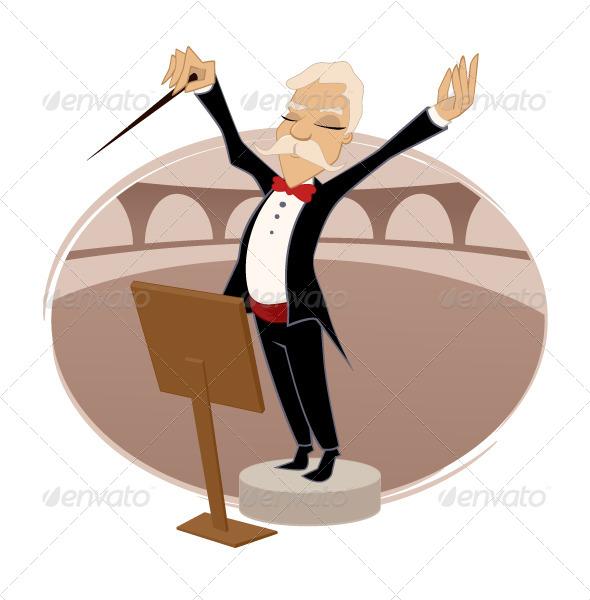GraphicRiver Conductor 6777852