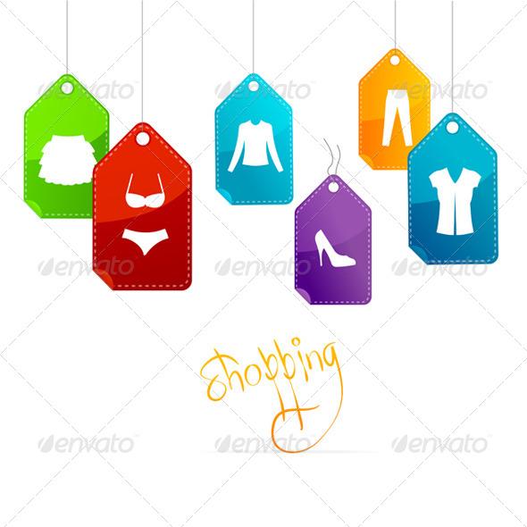 GraphicRiver Sale Labels 6778032