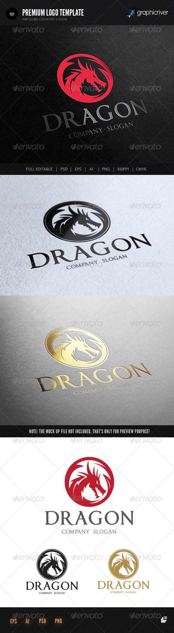 GraphicRiver Dragon 6780144