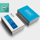 Minimal Corporate Business Card Vol 3