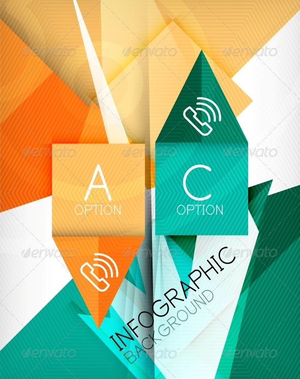 GraphicRiver Infographic Abstract Background 6780458