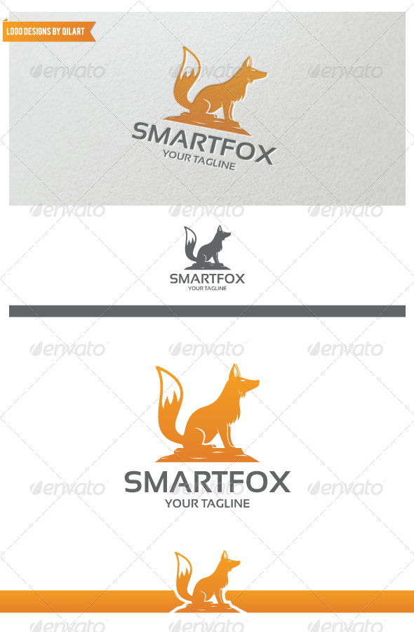 GraphicRiver Smart Fox 6780577