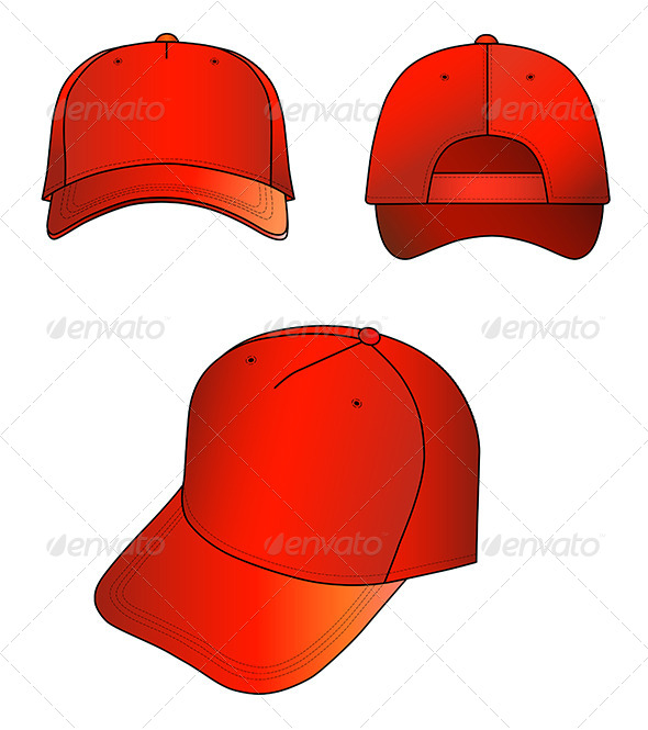 GraphicRiver Red Cap 6780787