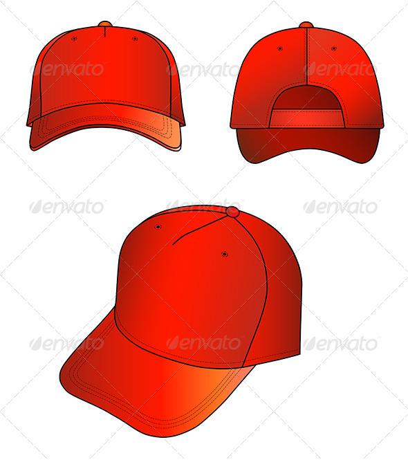 GraphicRiver Red Cap 6780787