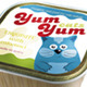 Labels For Animals Feed  - GraphicRiver Item for Sale