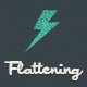 Flattening - Responsive One Page Template