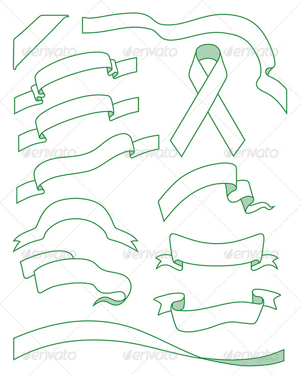 GraphicRiver Ribbons 6781310