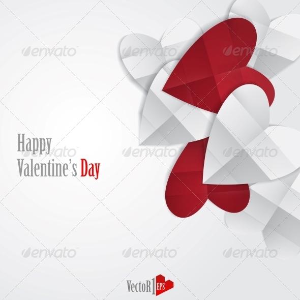 GraphicRiver Happy Valentines Day 6781428