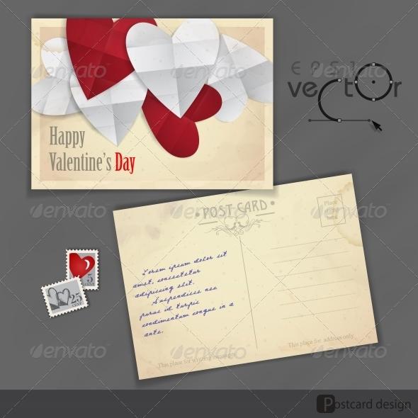 GraphicRiver Happy Valentines Day 6781434