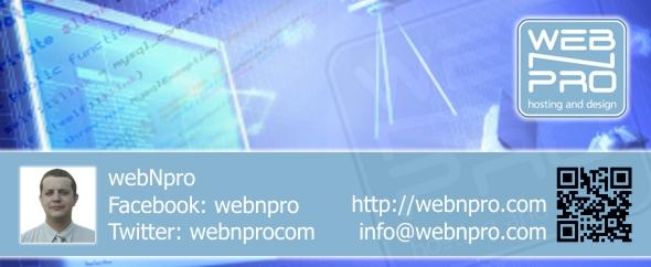 webNpro