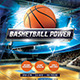 Basketball Power Flyer Template - GraphicRiver Item for Sale