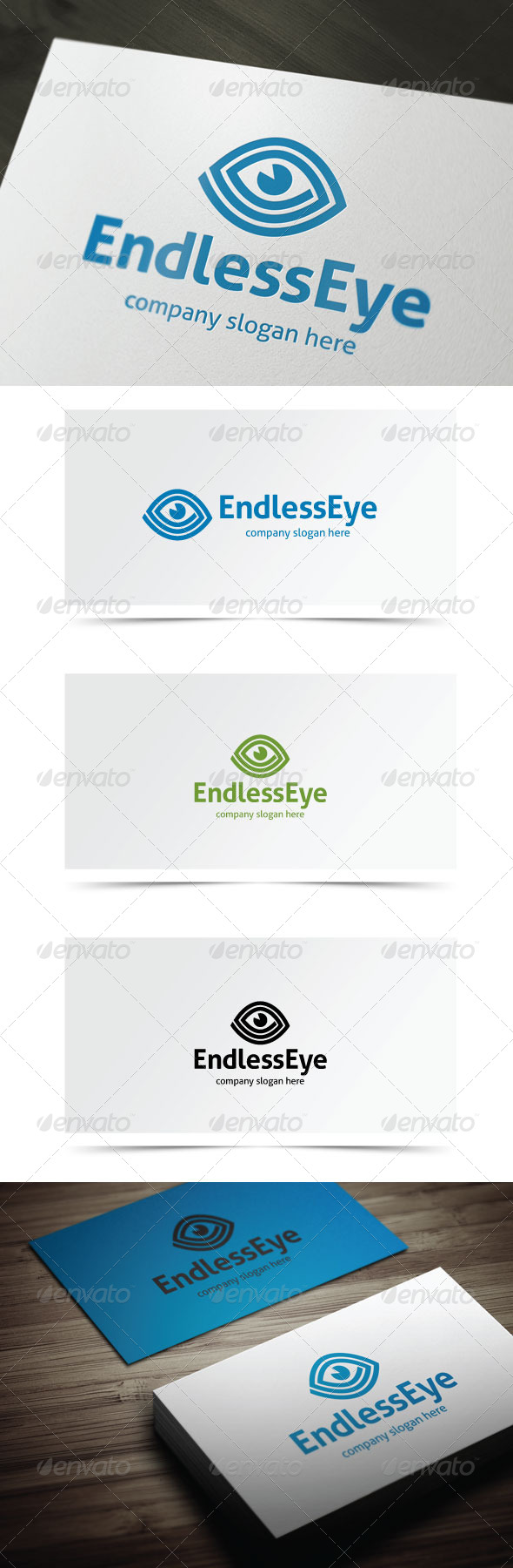 GraphicRiver Endless Eye 6782665