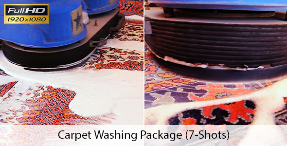 Carpet Washing Package