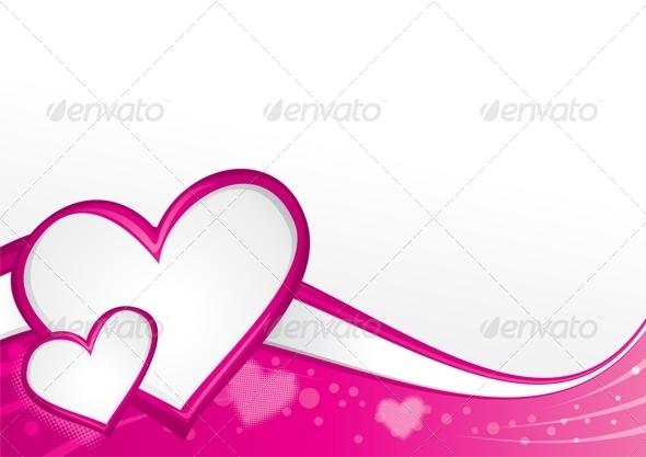 GraphicRiver Love Backdrop 6783100