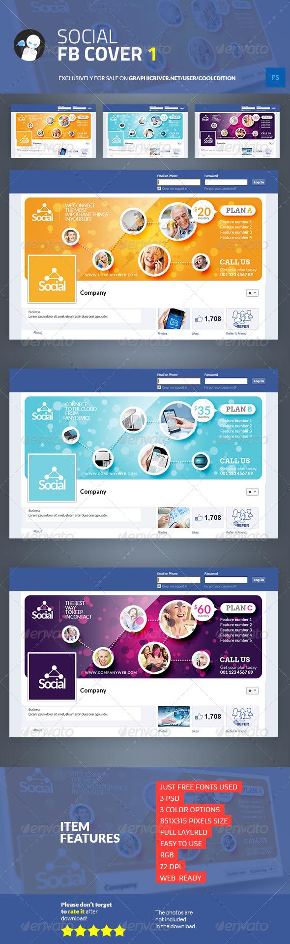 GraphicRiver Social Facebook Cover 1 6783158