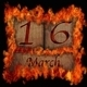 Burning wooden calendar March 16. - PhotoDune Item for Sale