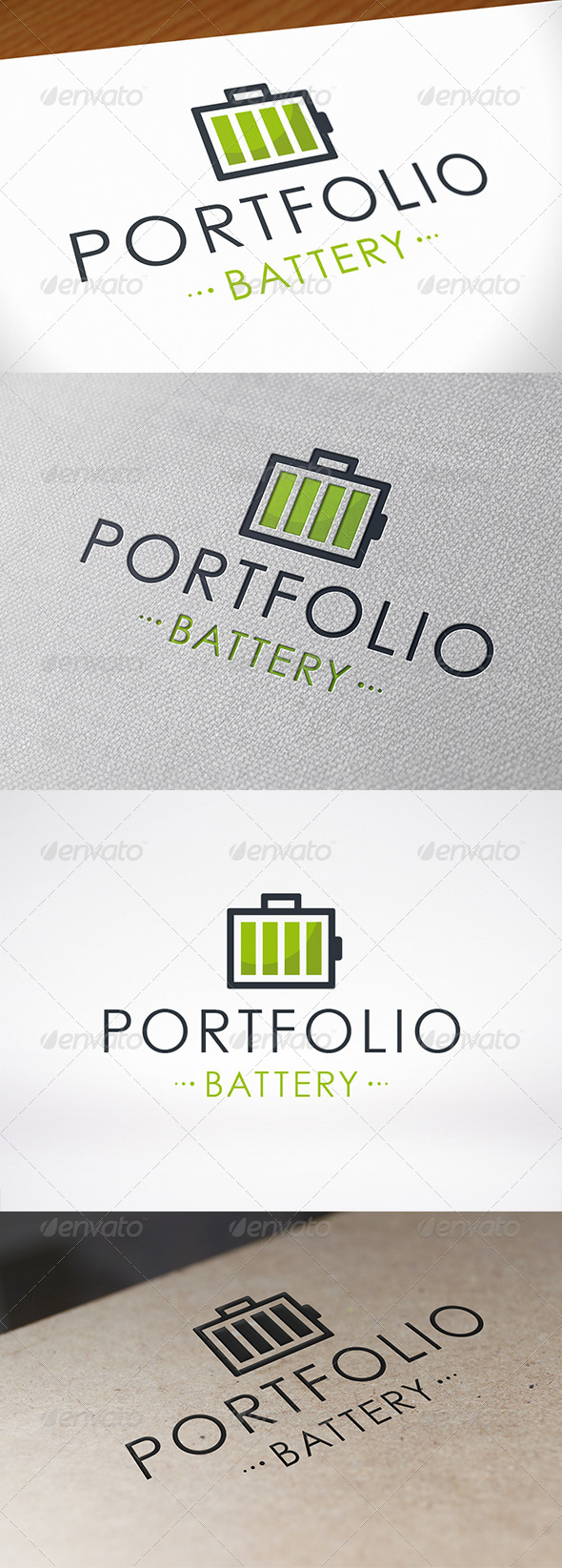 GraphicRiver Energy Briefcase Logo Template 6784715