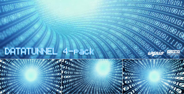 Data Tunnel 4-Pack