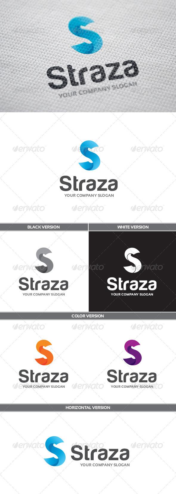 GraphicRiver Straza Logo 6785436