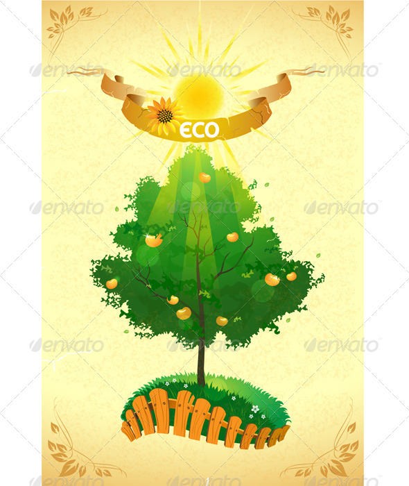 GraphicRiver Ecology of the Environment 6786796