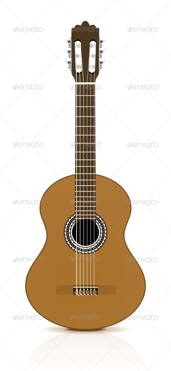 GraphicRiver Guitar 6788521