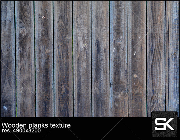 GraphicRiver Old Wooden Boards 6789870