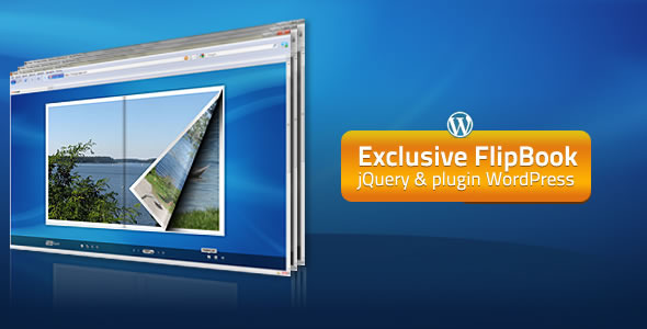 Exclusive FlipBook jQuery&plugin WordPress - CodeCanyon Item for Sale