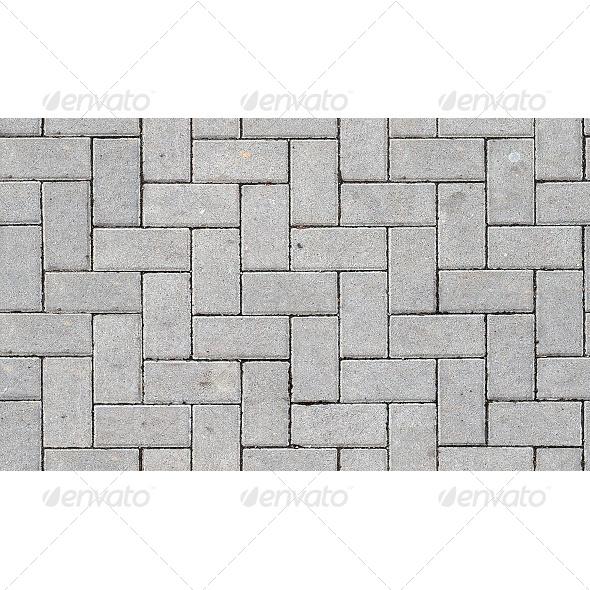 GraphicRiver Concrete Pavers 6790433