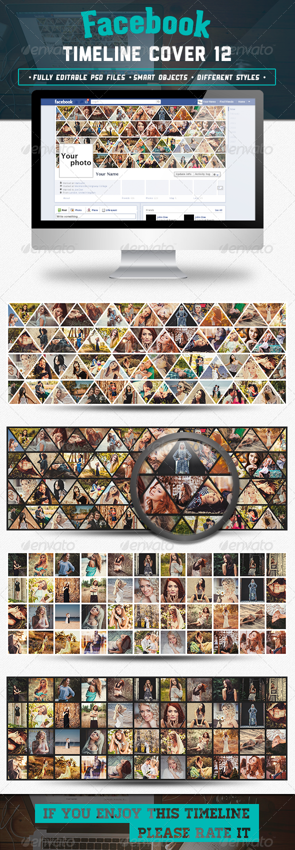 GraphicRiver Facebook Timeline Cover 12 6790562