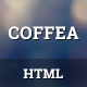 Coffea - Responsive Multi-purpose HTML5 Template