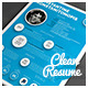 Clean Resume Template - GraphicRiver Item for Sale