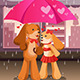 Dogs in Love - GraphicRiver Item for Sale