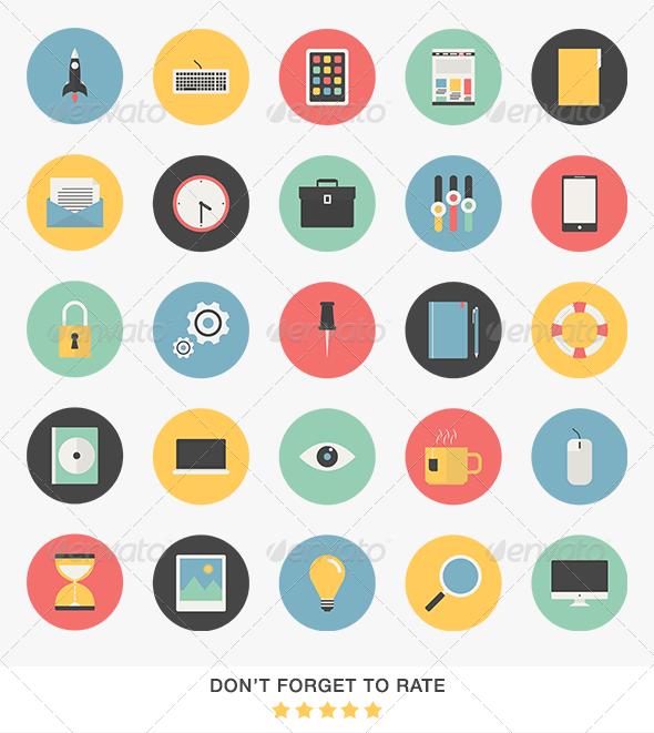 Web Icons Set - Web Icons