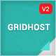 GridHost - Responsive Hosting WordPress Theme - ThemeForest Item for Sale
