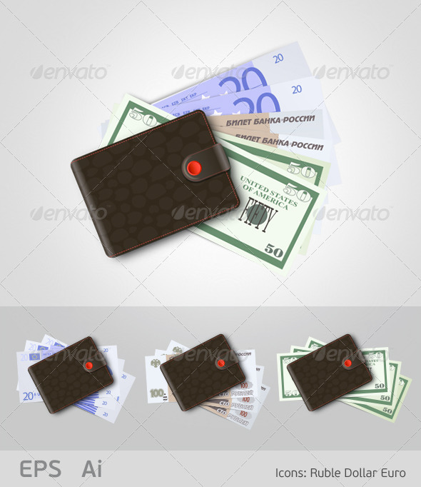 GraphicRiver Money 6794076