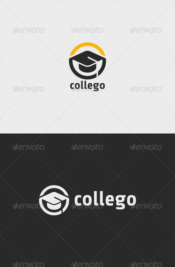 GraphicRiver College Education Logo 6795010