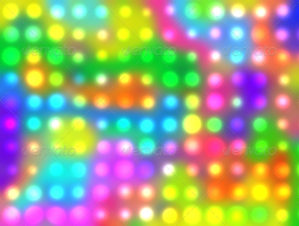 GraphicRiver Defocus light 6795621