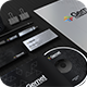 Modern Black And White Corporate Identity - GraphicRiver Item for Sale
