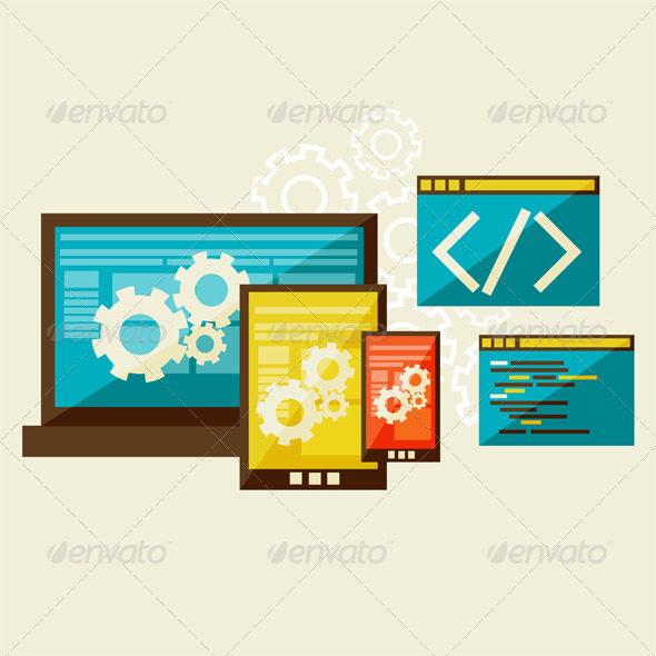 GraphicRiver Web Development 6795771